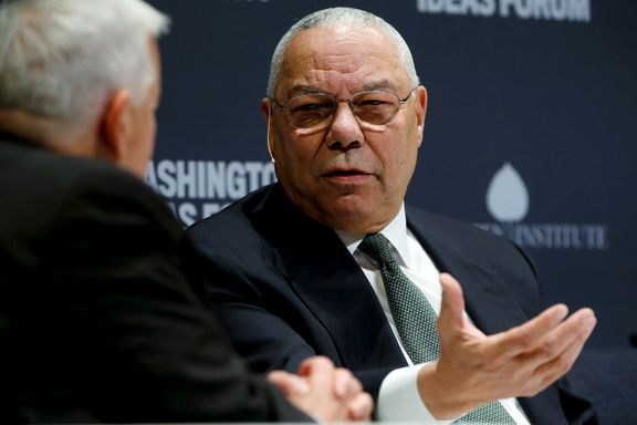 Powell kaller Trump en «nasjonal skam» i e-post