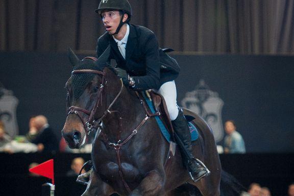 Bergensrytter vant to klasser under Norwegian Horse Festival