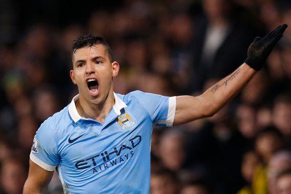 City holder følge i toppen - superstjernene snudde i sluttminuttene