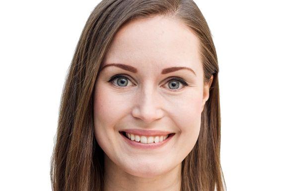 Hun blir trolig Finlands nye statsminister