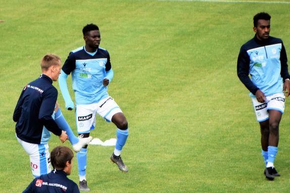 To overraskelser på Sandnes Ulfs lag mot Jerv