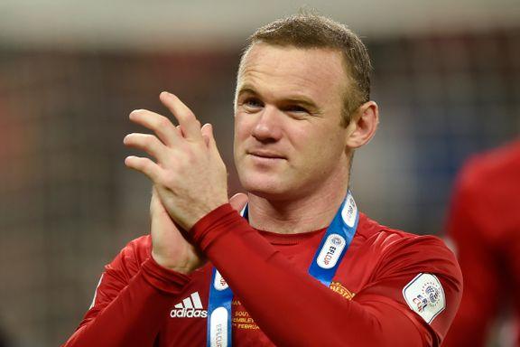 Bekreftet: Manchester United selger Wayne Rooney