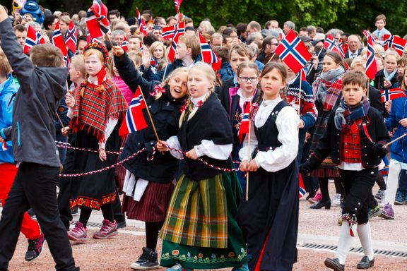 NRK-ledelsen: Det blir TV-sending fra barnetog 17. mai