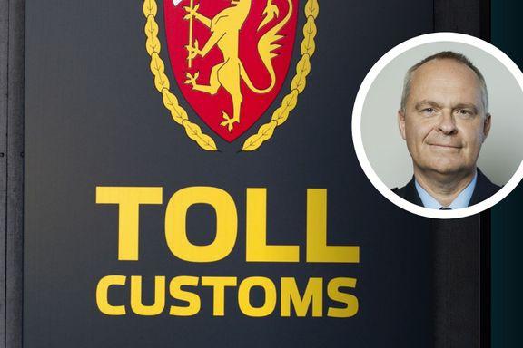 Tolldirektøren skriver: Debatten om toll, kontroll og personvern fortjener flere nyanser