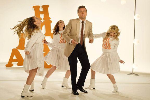 Tarantino er tilbake: Et mektig tilbakeblikk på Hollywood