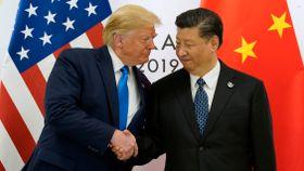 Kina innfører sanksjoner mot personer knyttet til Trump