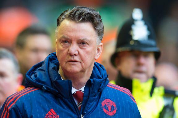 Van Gaal har fått sparken i Manchester United: - Jeg er veldig skuffet