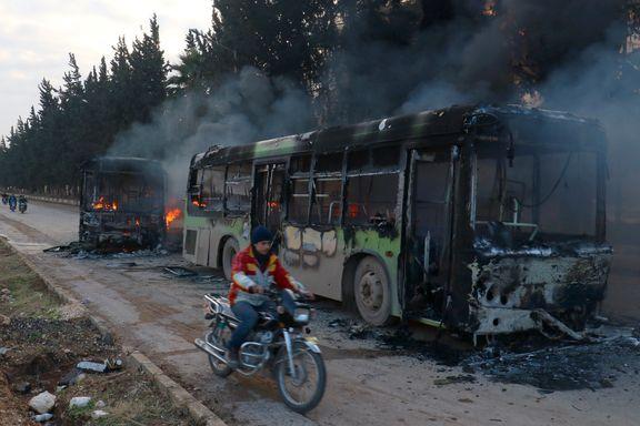 Aleppo-flukten går til det som kan bli Syrias nye slagmark
