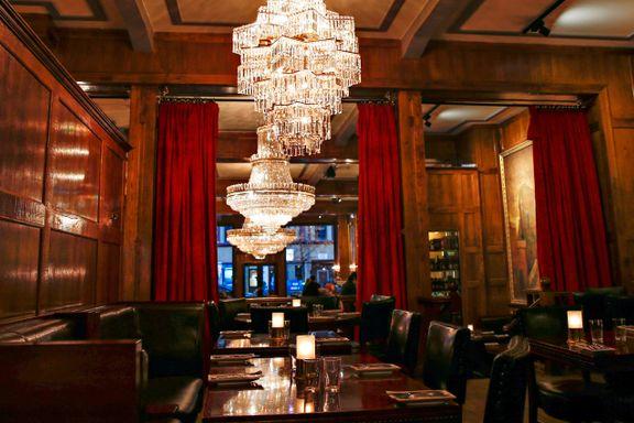 Selger tradisjonsrik Oslo-restaurant