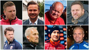 Her er 13 kandidater til trenerjobben i TIL