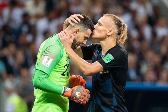 VM direkte: England slått i ekstraomgangene - Kroatia klare for sin første VM-finale