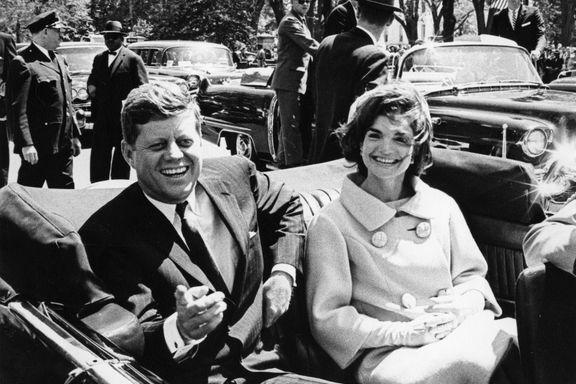 Utad virket Jackie Kennedy sterk etter drapet på mannen. Filmen «Jackie» forteller en annen historie.