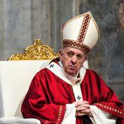 Paven åpner for homofilt samliv