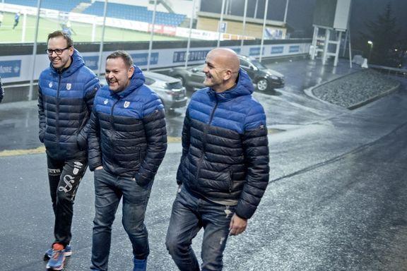 Gir seg etter 20 år i Hødd: – Rart at klubben ikkje vil strekkje seg litt