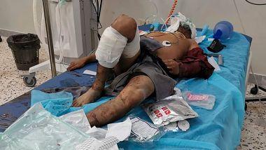 Flere drept i luftangrep mot kjeksfabrikk i Libya
