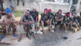 Folk rømmer fra by i Mosambik etter jihadistangrep