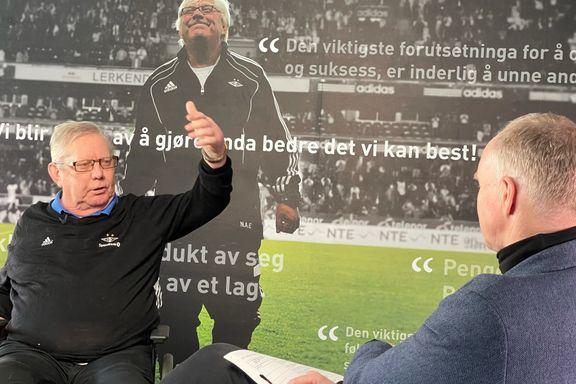 Nå sikrer Rosenborg seg «arven etter Eggen» – på film