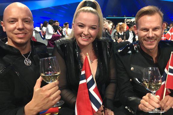 Keiino klare for Eurovisionfinalen for Norge