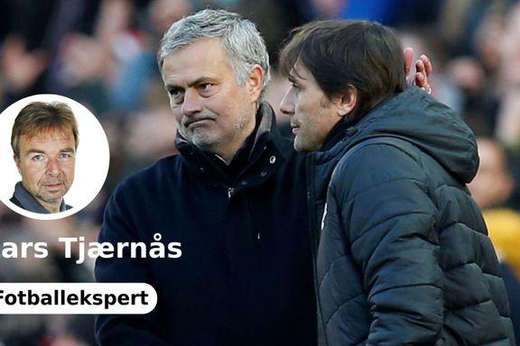 «FA-cupfinalen mellom Chelsea og Manchester United er kampen mellom to intense fiender på sidelinjen»