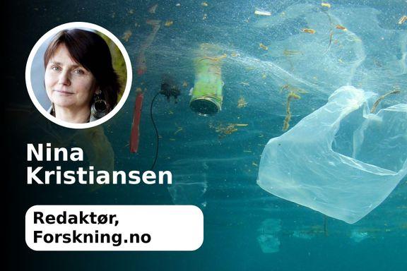 Forskerne aner ikke hvor mye plast det er i havet