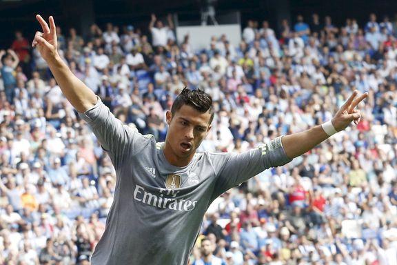 Nå er Ronaldo bedre enn Raul