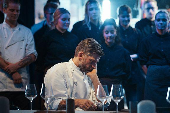 Krise da sjefskokken serverer overfermentert sitron. Men jakten på Michelin-stjerne er litt kjedelig på film.