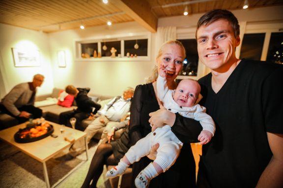 Yttergård Jenssen fikk tillit på klubblaget igjen etter at han ble pappa
