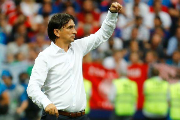 VM-studio: Kroatia-treneren kritiserer dommeren etter kontroversiell avgjørelse