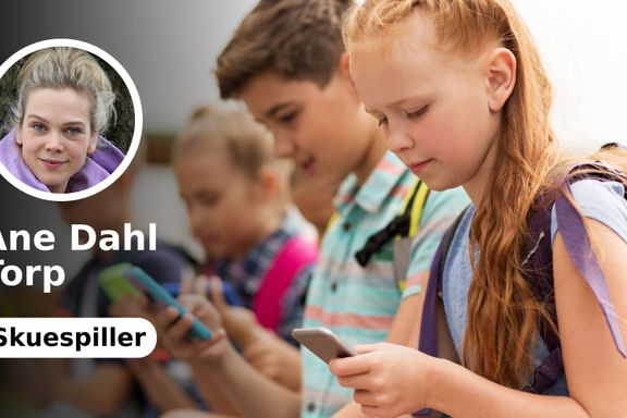 Kunne skolen si at «Vi ønsker at våre elever ikke er på sosiale medier»?