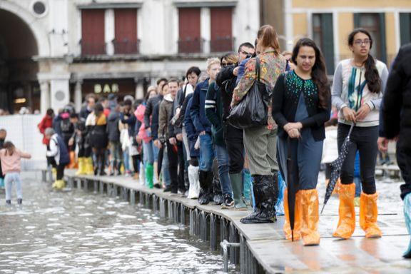 Venezia innfører inngangspenger