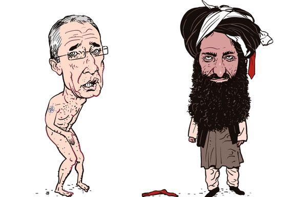 USA og Nato må ta ansvar for fadesen i Afghanistan