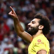 Spinnvill CL-kamp: Salah reddet Liverpool med straffescoring