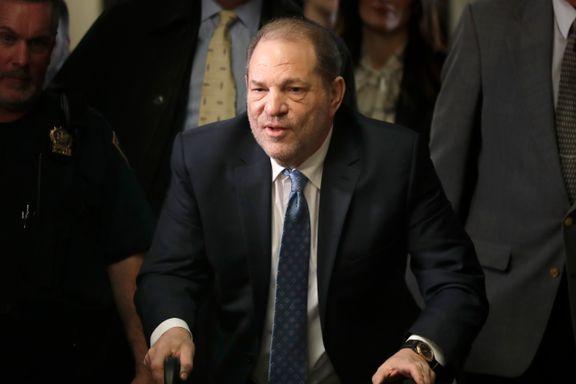 Nye voldtektsanklager mot Weinstein