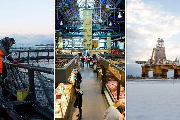 Norske bedrifter venter svakere vekst på kort sikt, bedring til våren