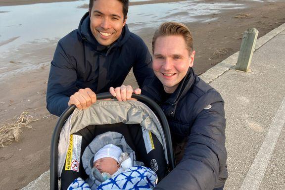 Seks surrogatpar: Når kan babyene våre få komme hjem til Norge?