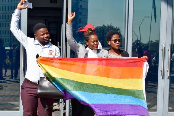 Botswana avkriminaliserer homoseksualitet
