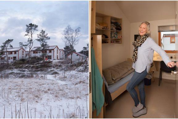 Et hjem i fengselet: – Her har jeg ikke en celle, men et rom som er mitt