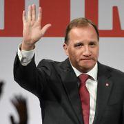 Valgresultatet klart i Sverige