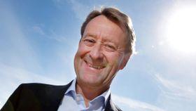 Bjørn Rune Gjelsten  og O.N. Sunde kjøper Gresvig