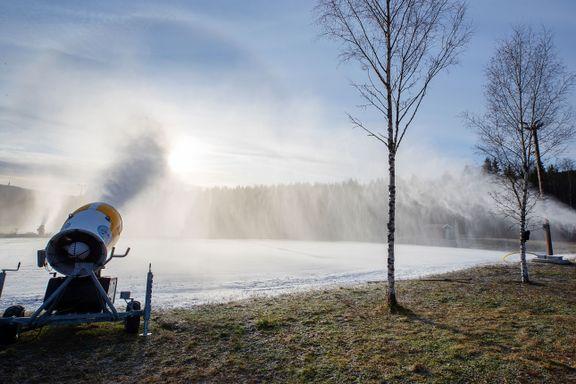 Nytt anlegg kan gi tidligere sesongstart i Oslo