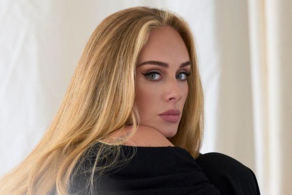 Et stort comeback fra Adele