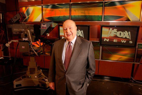 Fox News-grunnlegger død