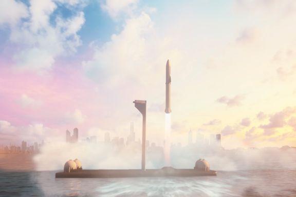 Elon Musk vil selge «rakettbilletter» rundt jorden til charterpris. Tør du?