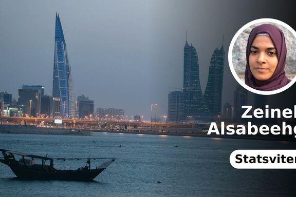 Vi må ta et oppgjør med henrettelser i Bahrain