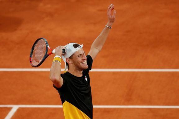 Slo ut Ruuds overmann: Klar for semifinale etter fem timers tennisthriller