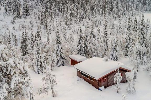 Drømmer du om hytte? Så mye kan du forvente deg med budsjett på én million kroner.