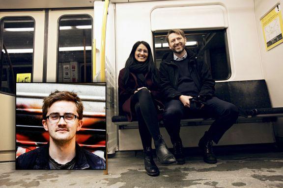 – Høyres T-baneforsinkelse er et angrep på Groruddalen