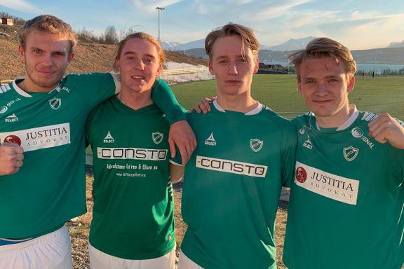 Fløya-talentene slo opprykksfavoritt – har ikke tapt i serien siden 2017