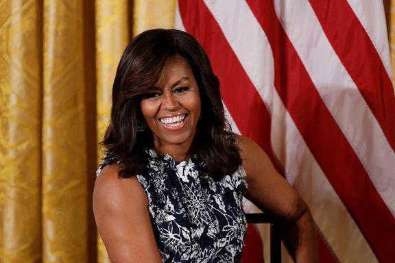 Michelle Obama blir stadig spurt om hun vil bli president. Slik svarer hun.