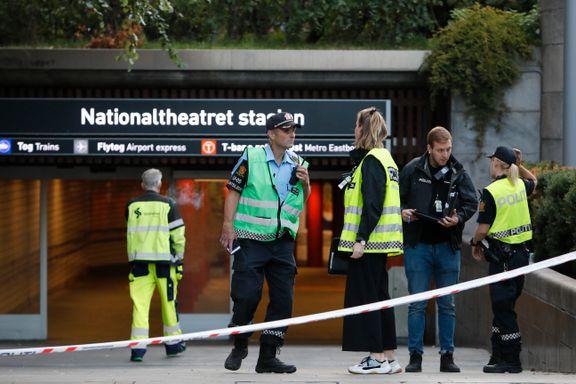 Ingen reprimande for politimannen som slettet VG-fotografens bilder på Nationaltheatret stasjon